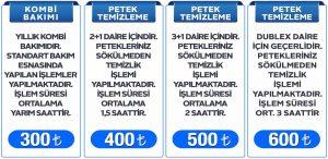 Keçiören Kombi Servisi. Kombi Bakımı Fiyatları ve Petek Temizleme Fiyatları Keçiören Ankara